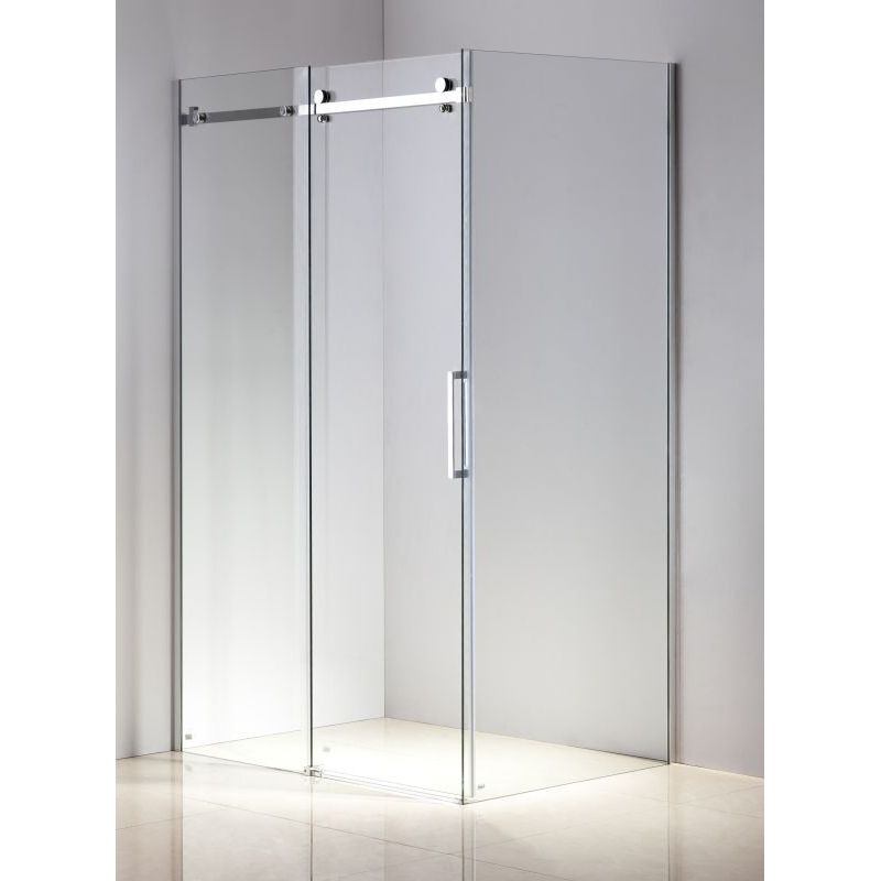 Frameless Glass Slide Shower Door Screen 1200x900mm Buy