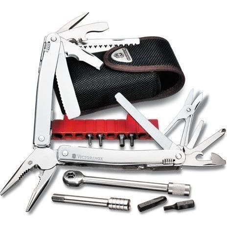 Victorinox Swiss Army Knife Ratchet Amp Nylon Bag Buy