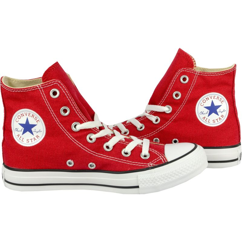 a525e1a1073   Back to Women s Sneakers. h m s Remaining. Converse Chuck Taylor Classic Red  High Unisex