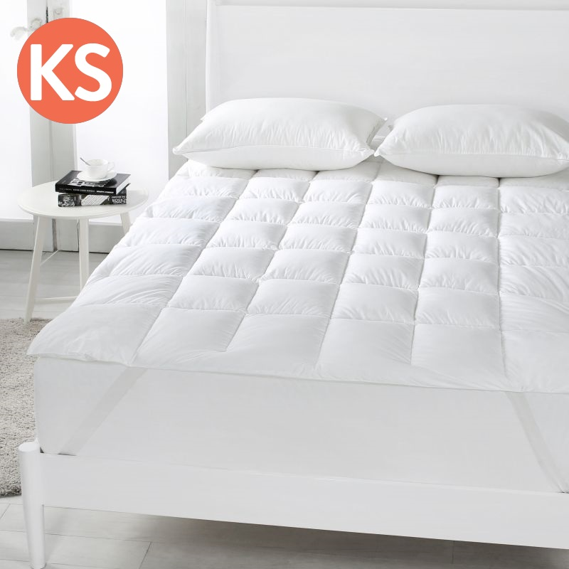 Down Alternative Soft King Single Mattress Topper Buy