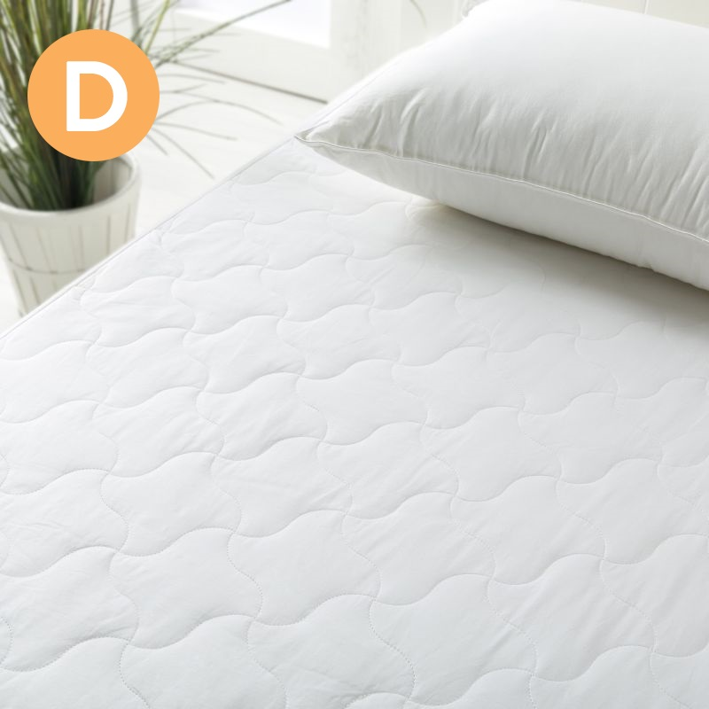 Double Size Tencel Fibre Mattress Topper Protector Buy
