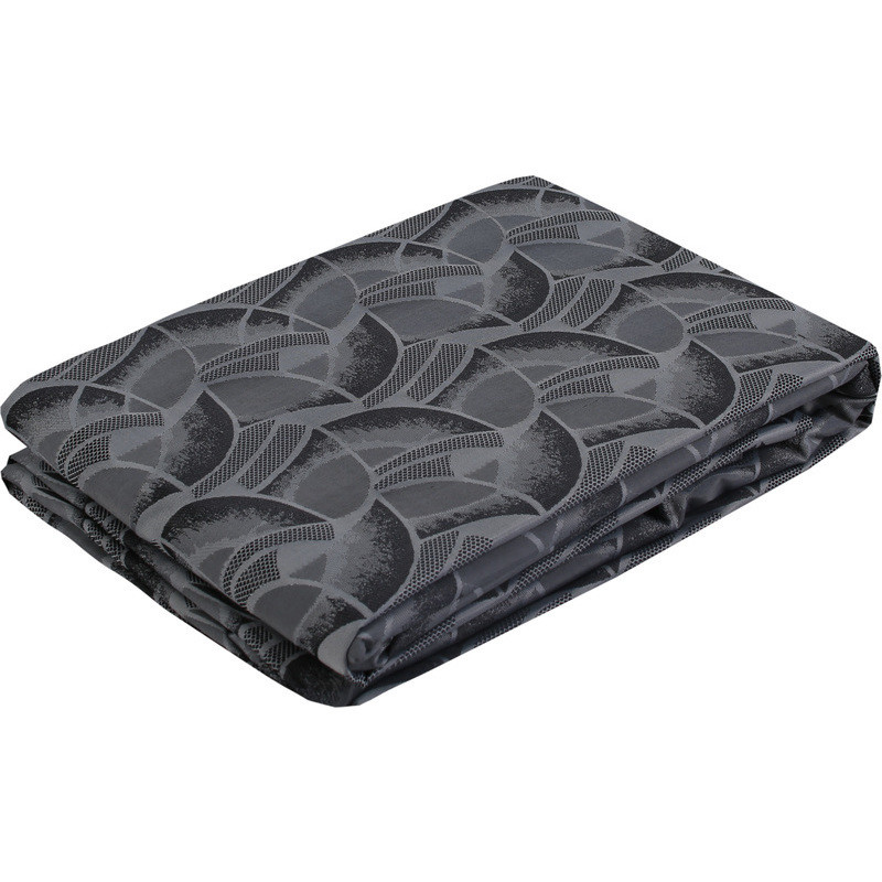 Oppo Super King Jacquard Quilt Cover Set In Grey Buy