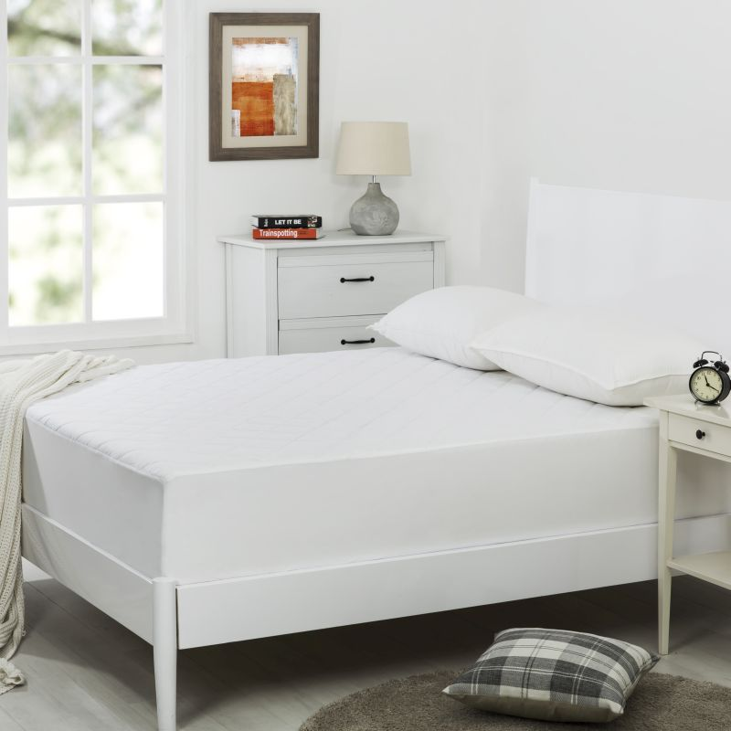 Dreamaker Cotton Cover Mattress Protector 5 Sizes