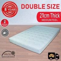 Luxury Double Size Springless Memory Foam Mattress