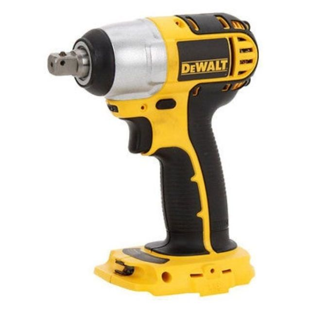 Dewalt Impact Wrench 1 2 >> DeWalt 18V Cordless Impact Wrench 1/2 inch Drive | Buy Impact Wrenches - 885911186346