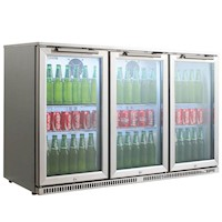Cybercool 307L Commercial Outdoor Bar Drinks Fridge