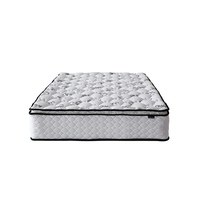 Freya Single Firm Pillow Top Pocket Spring Mattress