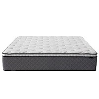 Pomona King Size Latex Gel Memory Foam Mattress