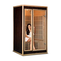 Terve 2 Person Indoor Carbon Fibre Infrared Sauna