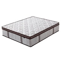 Selene King Latex Euro Top Pocket Spring Mattress