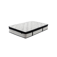 Athena Single Euro Top Pocket Spring Latex Mattress