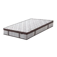 Selene Single Latex Euro Top Pocket Spring Mattress