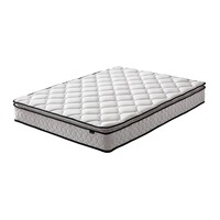 Venus Queen Pillow Top Pocket Spring Mattress 18cm