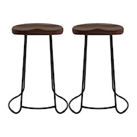 Provincial Carver Metal Iron Cross Back Dining Chair Buy