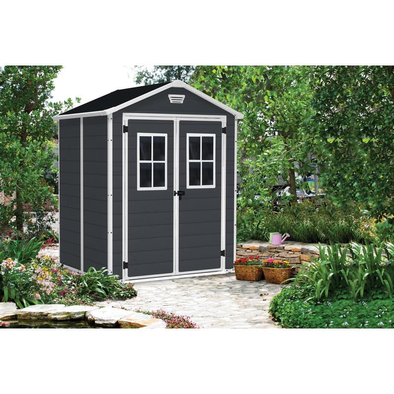 Manor 6x5 Garden Shed