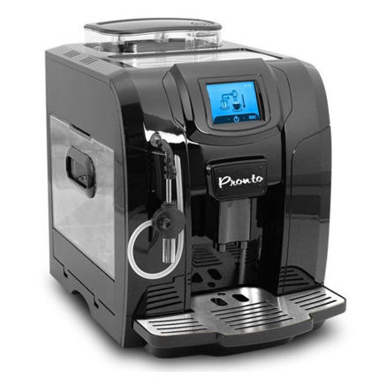 dolce vita pro cafe quality coffee machine black buy. Black Bedroom Furniture Sets. Home Design Ideas
