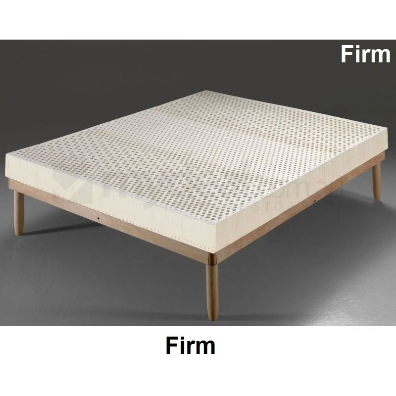 Firm 7 Zone Natural Latex Queen Mattress 15cm Buy Queen Mattress