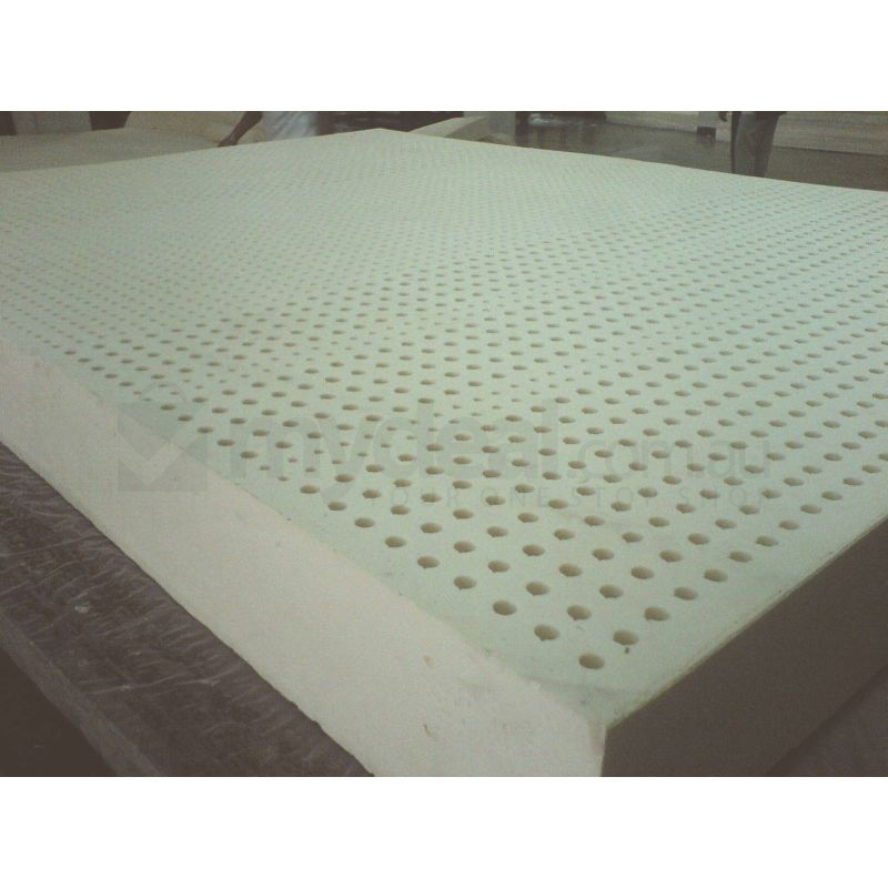 Firm 7 Zone Queen Mattress In Natural Eco Latex Buy