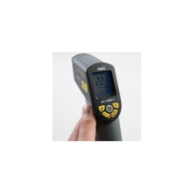 No Contact IR Digital Thermometer & Bag  Wide Range