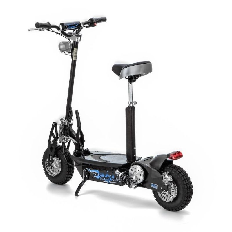 sxt 1000w foldable turbo electric motorized scooter buy electric scooters 159076. Black Bedroom Furniture Sets. Home Design Ideas