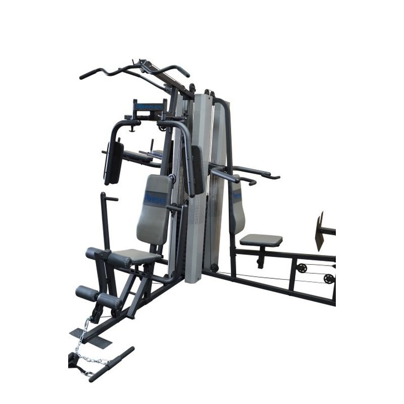Reeplex home gym chest shoulder and leg press buy multi