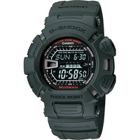 Casio G-Shock Tough Mudman Mens Watch in Green