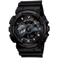 Casio G-Shock Men's Watch GA-110-1B Black