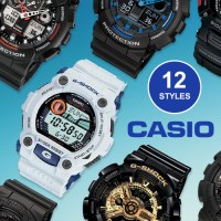 Casio G-Shock Men's Watch 12 Style Mega Sale!