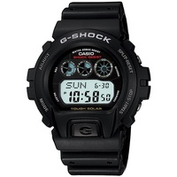Casio G-Shock Mens Watch Black Digital G-6900-1DR