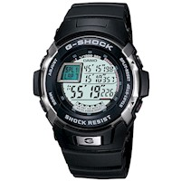 Casio G-Shock Black Digital Sporty Mens Watch
