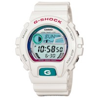 Casio G-Shock G-LIDE White & Aqua Men's Watch