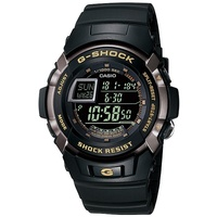 Casio G-Shock Mens Watch Black Digital G-7710-1DR
