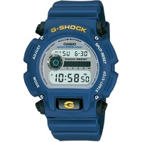 Casio G-Shock Mens Watch Blue Digital DW-9052-2VHDR