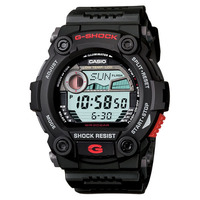Casio G-Shock Black & Red Men's Watch G-7900-1DR