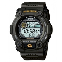 Casio G-Shock Tough Army Green Mens Watch