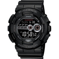 Casio G-Shock Mens Watch Black Digital GD-100-1BDR
