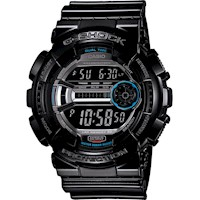 Casio G-Shock Digital Black Men's Watch GD-110-1DR
