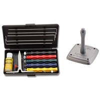Lansky Deluxe Knife Sharpener Kit w Universal Mount