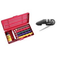 Professional Knife Sharpener Kit with Pocket Kit