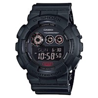 Casio G-Shock Men's Watch in Black GD-120MB-1DR