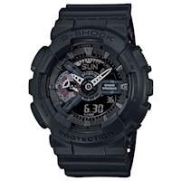 Casio G-Shock Men's LED Watch in Black GA110MB-1A