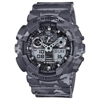 Casio G-Shock Men's Watch in Camouflage Grey