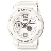 Casio Baby-G BGA-180-7B1 Women's ED Watch in White