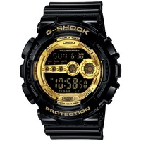Casio G-Shock GD-100GB-1DR Men's Watch Black & Gold