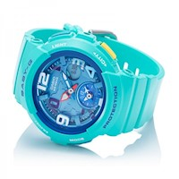 Casio Baby-G BGA-190-3BDR Women's LED Watch in Teal