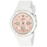 Casio Baby-G BGA-150F-7A Women's Watch in White