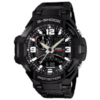 Casio G-Shock Men's Watch in Black GA-1000FC-1ADR