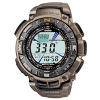Casio Protrek Men's Watch in Titanium PRG-240T-7