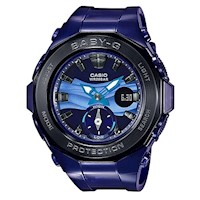 Casio G-Shock BGA-220B-2A Women's Watch in Purple