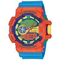 Casio G-Shock Men's Watch in Multicolour GA400-4ADR